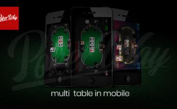 بازی همزمان پوکر روی چند میز