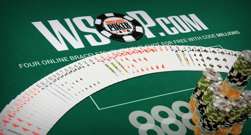 مسابقات جهانی پوکر