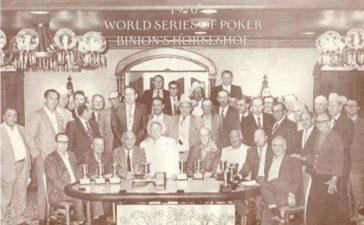 مسابقات جهانی پوکر 1970