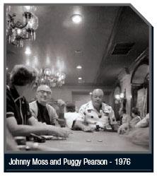 جانی ماس و پاگی مسابقات پوکر wsop 1976