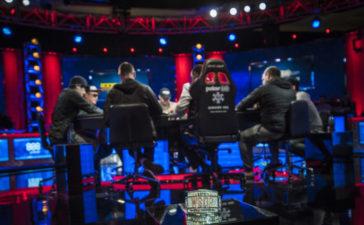 سری مسابقات جهانی پوکر 2018