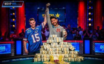 قهرمان پوکر 2018 جهان