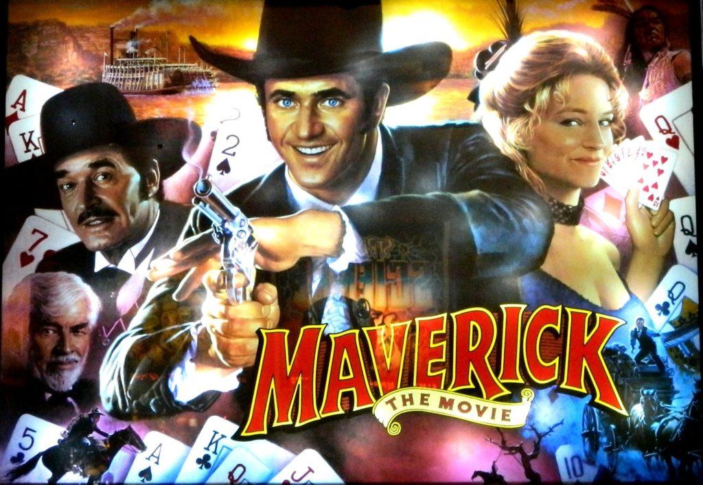 فیلم پوکر Maverick