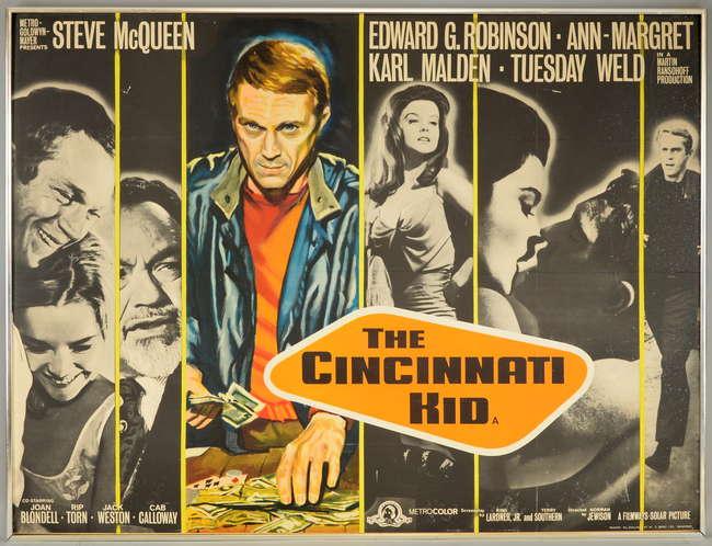 فیلم پوکر Cincinnati Kid
