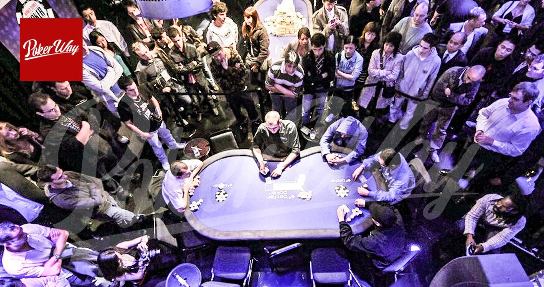 تورنمنت پوکر 25 هزار دلاری قهرمانی پوکر بازان
