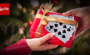 هدیه کریسمس سفر به مسابقات جهانی پوکر