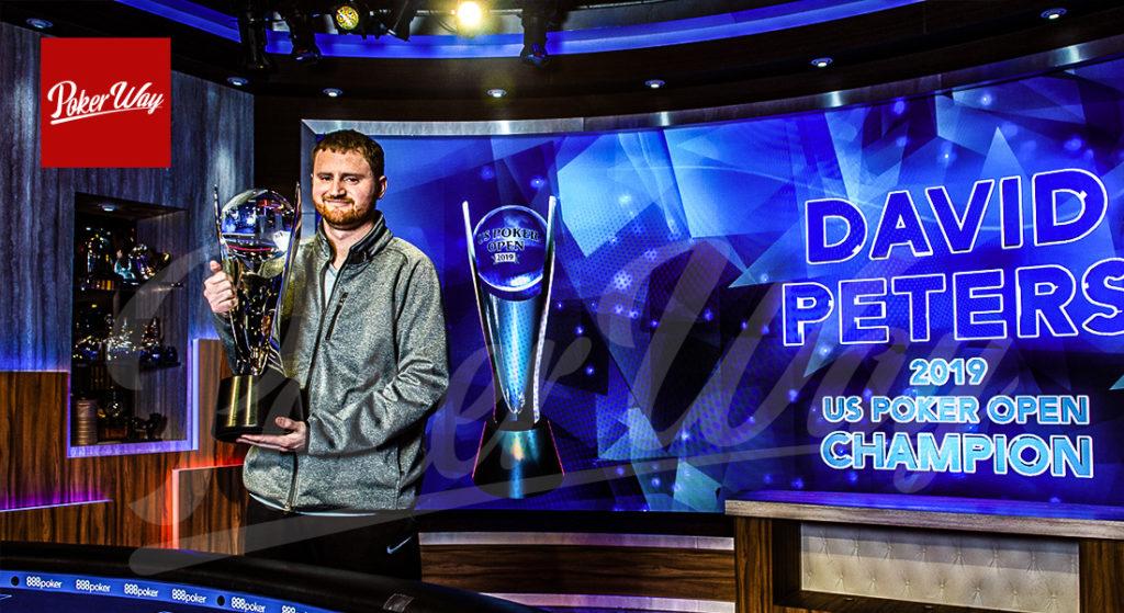 قهرمان مسابقات پوکر آمریکا
