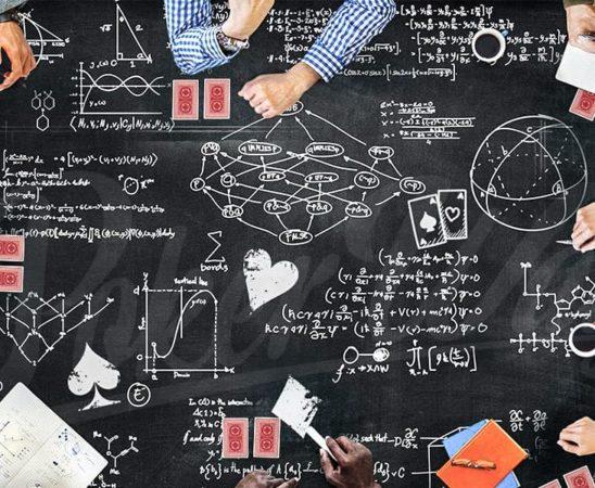 آمار بازی پوکر - ریاضی پوکر