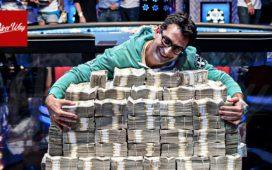 بیشترین برد در مسابقات جهانی پوکر