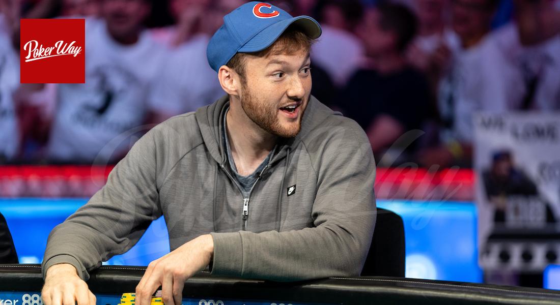 کوین مس WSOP 2019