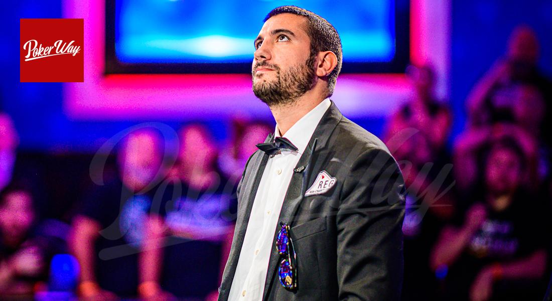 داریو سامارتینو WSOP 2019