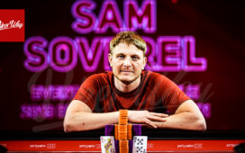 سم ساورل تورنومنت پوکر WSOP
