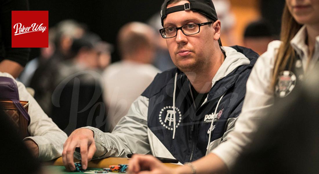 برنت هنکس تورنومنت پوکر WSOP