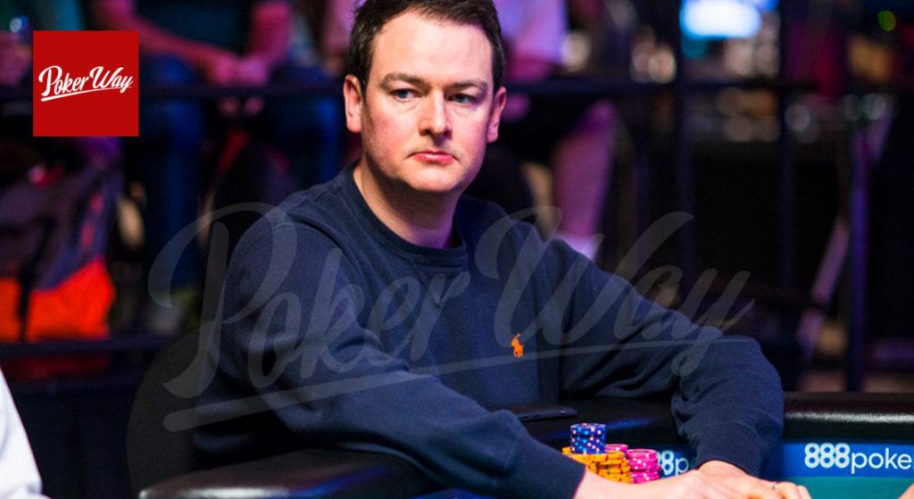 استوارت روتر - بازیکن پوکر