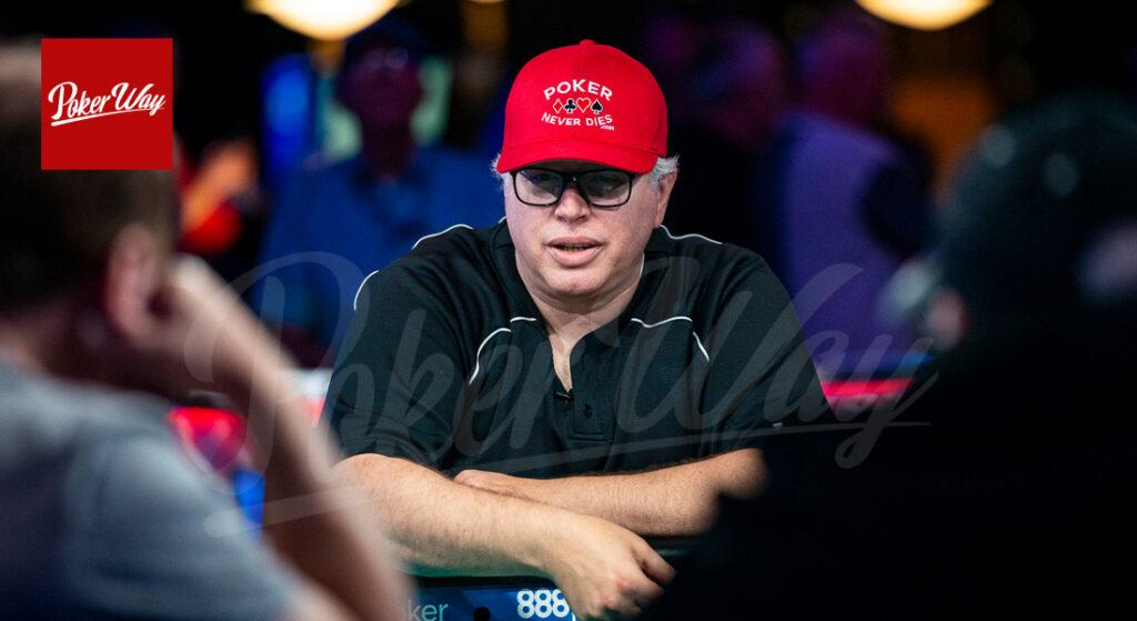 رابرت گری بازیکن پوکر