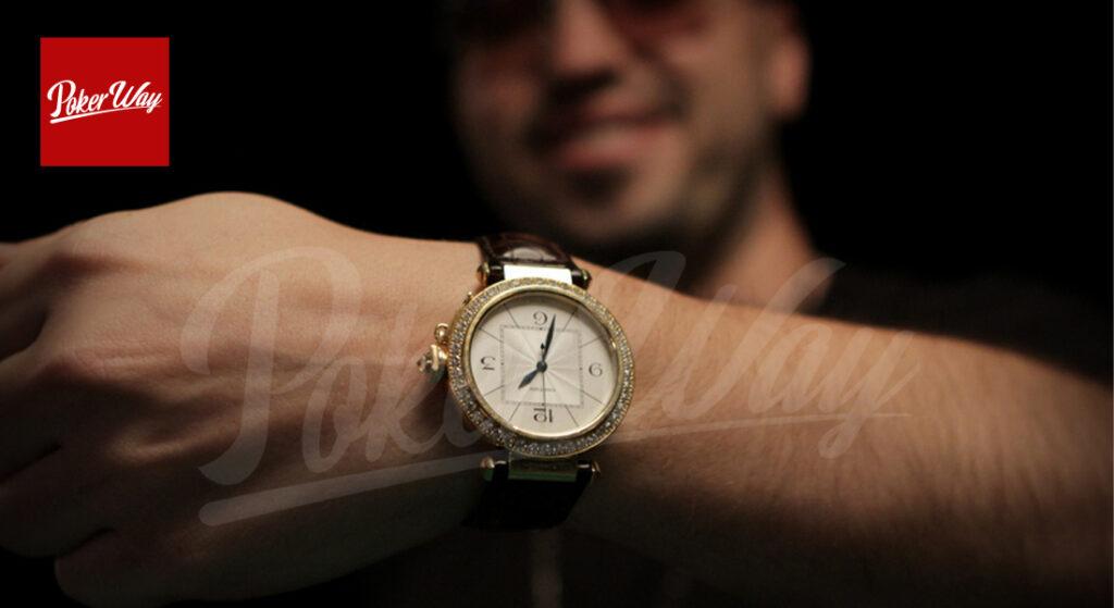 ساعت گرانقیمت
