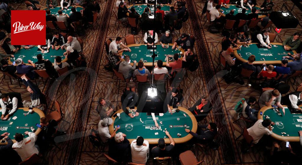 تورنومنت پوکر WSOP 2020
